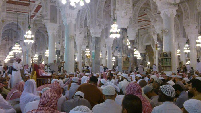 Jadwal Majlis Ilmu di Masjid Nabawi